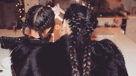 """Le mamme e i figli """"famosi"""" che hanno gli stessi capelli"""