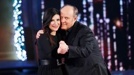 """Le foto della terza puntata di """"House Party"""" con Laura Pausini"""