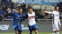 Serie A, Atalanta-Empoli 2-1