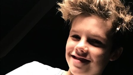 Le foto di Cruz Beckham su Instagram