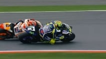 MotoGp, Rossi-Marquez: duello a Silverstone come a Sepang