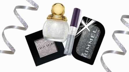Make up di Capodanno: punta sull'argento!