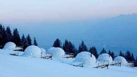 I 5 eco-resort più spettacolari per Capodanno 2017
