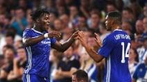 Batshuayi, il talento del Chelsea che piace al Milan