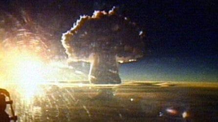 Le 7 esplosioni nucleari più impressionanti della storia