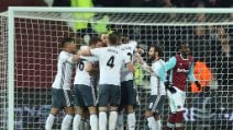 Premier, le immagini di West Ham-United 0-2