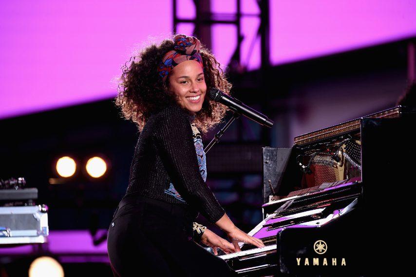 Alicia Keys ha scelto il nome Egypt per il suo piccolo