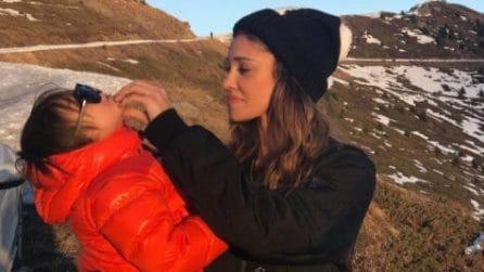 Vip in montagna: i look delle star sulla neve