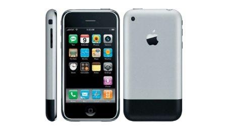L'evoluzione dell'iPhone in 10 anni