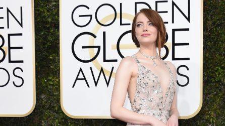 Tutti i look delle star ai Golden Globes 2017