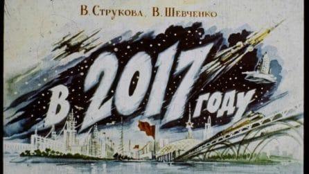 Ecco come sarebbe stata l'Unione Sovietica nel 2017