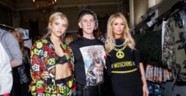 Vip e star alle sfilate della Milano Fashion Week uomo A/I 17-18