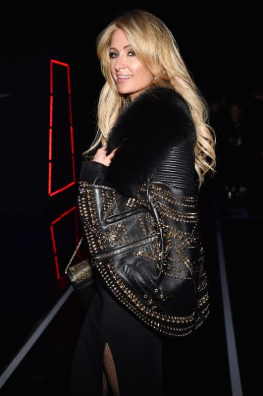 Paris Hilton da Plein Sport