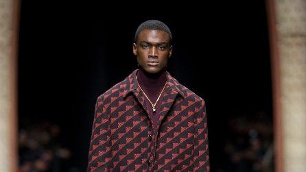 Versace collezione uomo Autunno/Inverno 2017-18