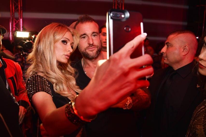 Paris Hilton e Philipp Plein