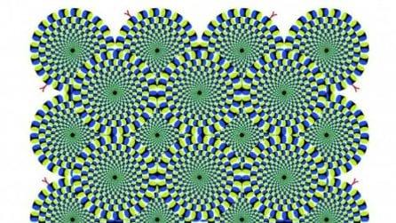 Le 11 illusioni ottiche più famose della storia