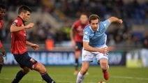 Coppa Italia, le immagini di Lazio-Genoa