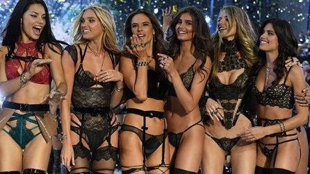Anche gli angeli di Victoria's Secret hanno le smagliature