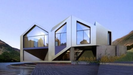 Ecco la casa che ruota in base alle stagioni