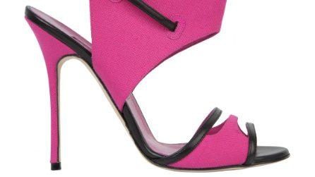 Le scarpe più belle di Manolo Blahnik in mostra a Milano