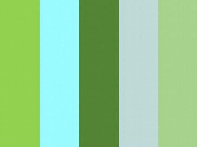 Le persone che amano questi colori hanno una personalità brillante