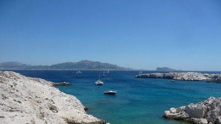 Le meravigliose immagini delle isole del Frioul