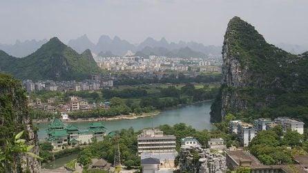Le meraviglie di Guilin, un luogo da fiaba in Cina
