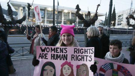 La Marcia delle Donne contro Donald Trump: le foto da ogni parte del mondo