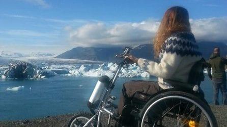 Viaggi in sedia a rotelle: la passione di Simona supera ogni barriera