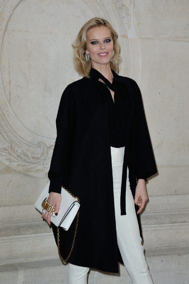 Eva Herzigova da Dior