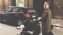 Le foto di Francesca Fioretti con Vittoria e Davide Astori