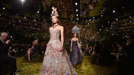 Dior collezione Haute Couture Primavera/Estate 2017