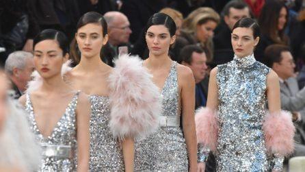 Chanel collezione Haute Couture Primavera/Estate 2017