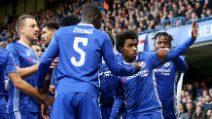 FA Cup, Chelsea-Brentford 4-0