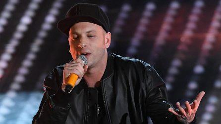 Le foto di Clementino al Festival di Sanremo 2017