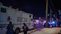 Canada: attacco alla moschea di Quebec City, 6 morti