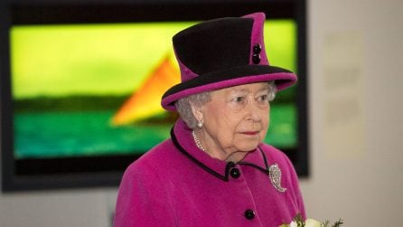 Il ritorno della regina Elisabetta