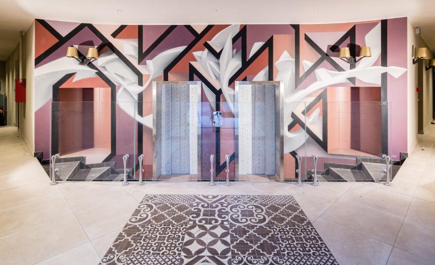 Location Hotel NYX Milan Foto di Marco Curatolo – LabC3 Progetto a cura di Question Mark e Iris Barak