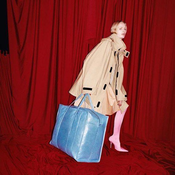 La borsa Balenciaga
