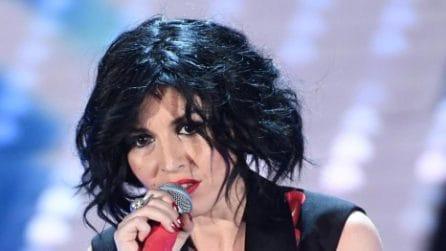 Le foto di Giusy Ferreri al Festival di Sanremo 2017