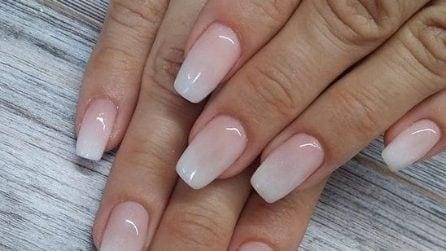 Baby boomer manicure