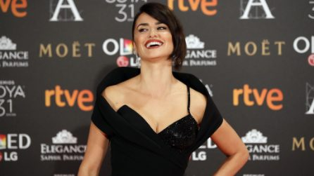 Il look di Penelope Cruz ai Goya Awards