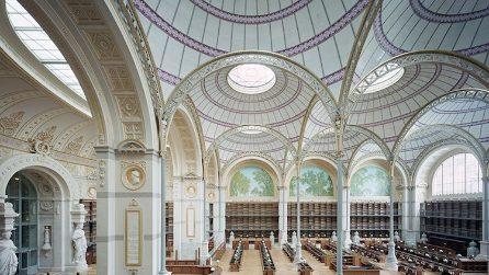 Dopo 10 anni, riapre la Biblioteca Nazionale di Francia: le immagini tolgono il fiato