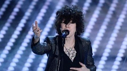 I peggiori capelli sul palco di Sanremo 2017