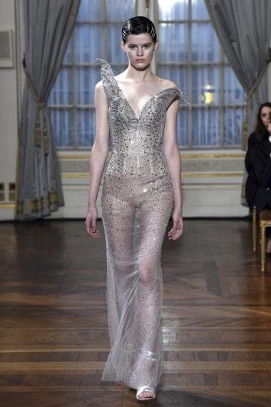 Francesco Scognamiglio Spring/Summer 2017 Haute Couture