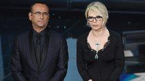 Maria De Filippi vittima delle 'trasparenze' a Sanremo 2017