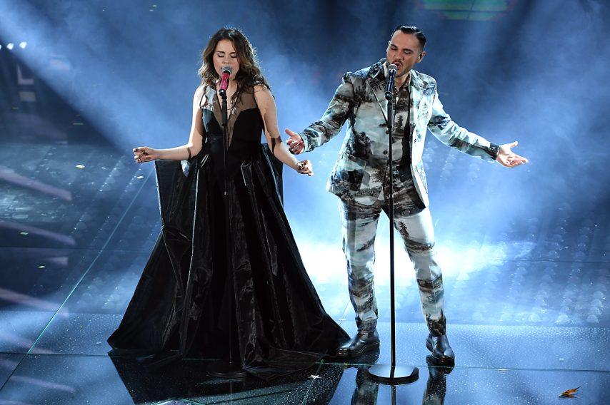 Raige e e Giulia Luzi