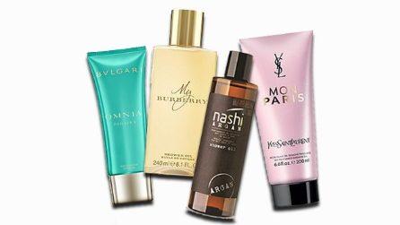 Gli oli doccia da provare per una pelle perfetta