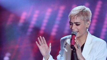 Sanremo 2017: i look di Elodie al Festival