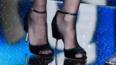 Sanremo 2017: tutte le scarpe del Festival
